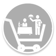 Empty cart icon